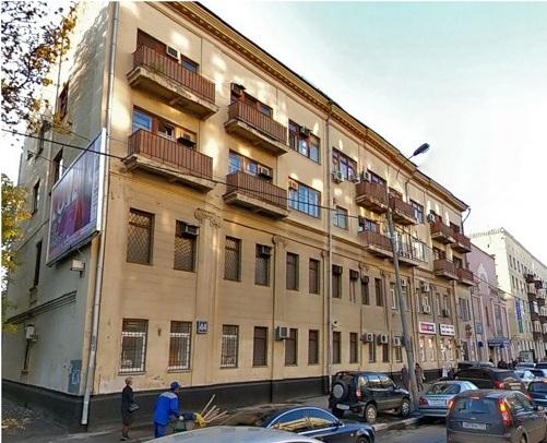 Большая Серпуховская, дом 44 (Фото 1)