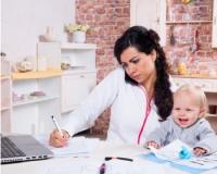 Что делать женщине после рождения ребенка?