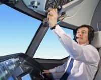 Салон самолета в онлайн-режиме