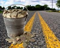 Средства на дороги