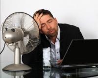 Тонкости работы в жару